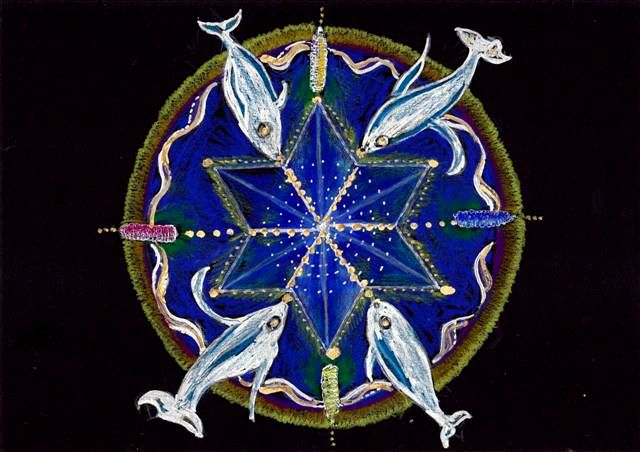 Hopi Blue Star - Pics about space